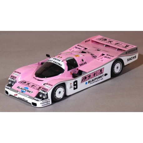 Porsche 962 C Joest Le Mans 1989