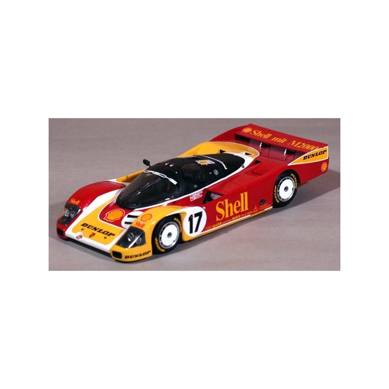 1 24 Porsche 962 C Shell Dunlop Le Mans 1988 Profil24 Models