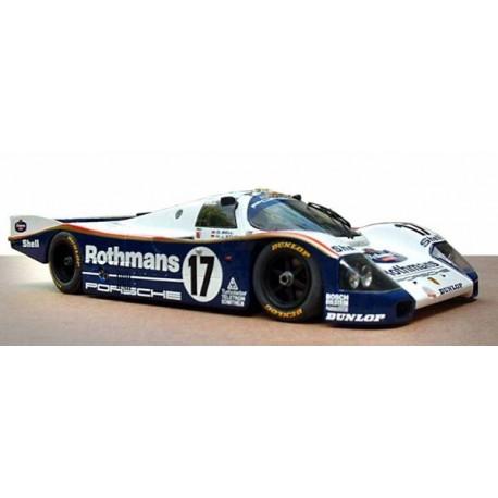 Porsche 962 C Rothmans Le Mans 1987