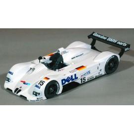1/24 BMW LMR Le Mans 1999