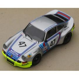 Porsche 911 RSR n°47 Le Mans 1973