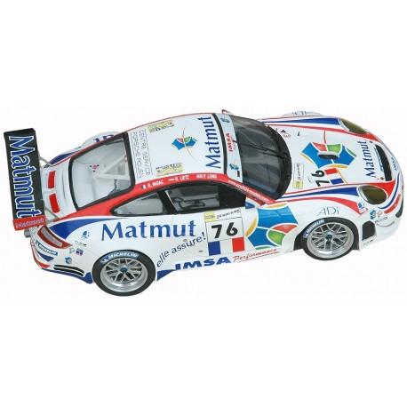1:24 Porsche 997 Matmut Le Mans 2008 model kit car Profil 24