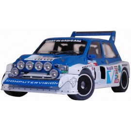 1/24 MG Metro 6R4 Gp B Computervision Tour de Corse 1986 maquette kit Profil 24