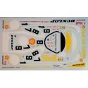 1:24 Decal Porsche 962 Shell Dunlop Le Mans 1988, Profil 24