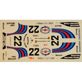 Decals 917 Martini