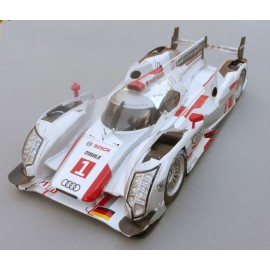 1/24 kit Audi e Tron  Le Mans 2012, avec decals Studio 27