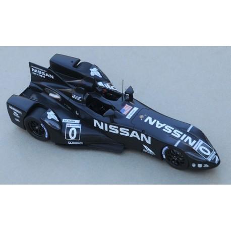 1/24 kit Deltawing Le Mans 2012, Profil 24 models