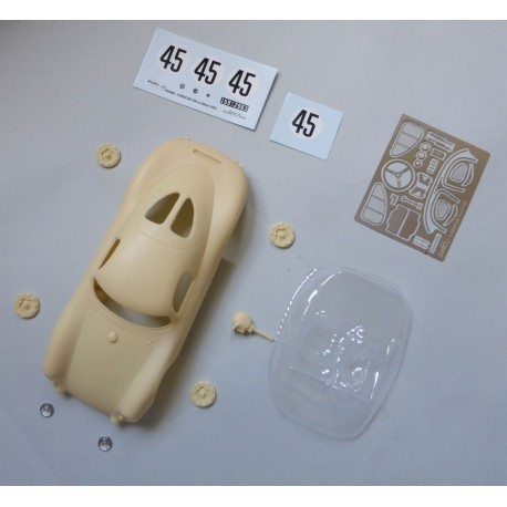 Slot kit 1/24 Porsche 550 Le Mans 1953