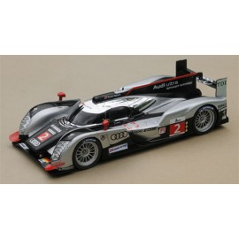 1:24 Audi R18 Le Mans 2011 model kit car Profil 24