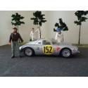 Slot kit 1/24 Porsche 550 Panamericana 1953, profil 24