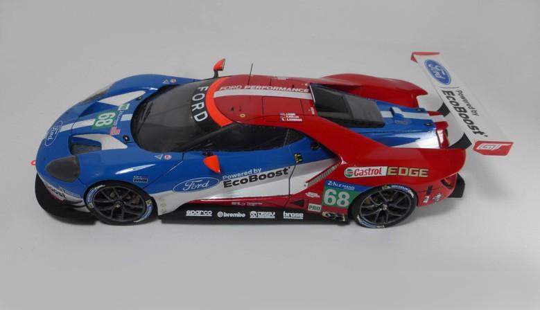 Ford GT Le Mans 2016 - Daytona 2016