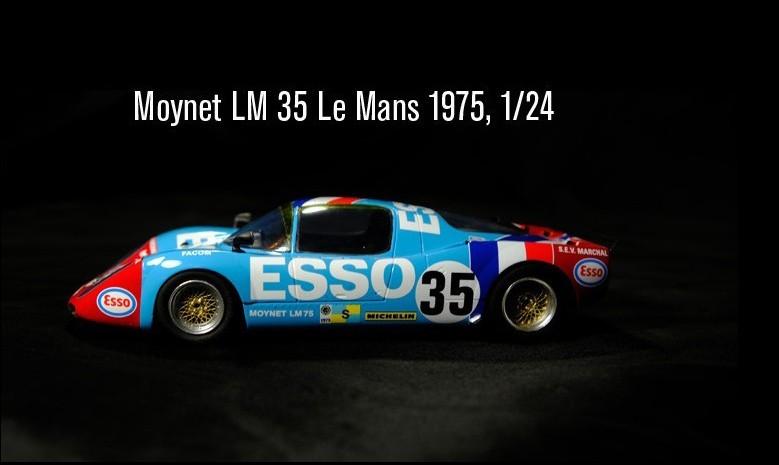 Moynet LM 35 Le Mans 1975