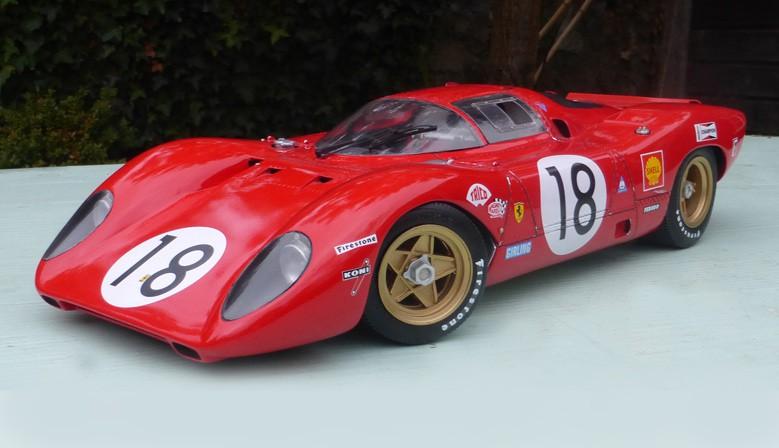 Ferrari 312 P Le Mans 1969