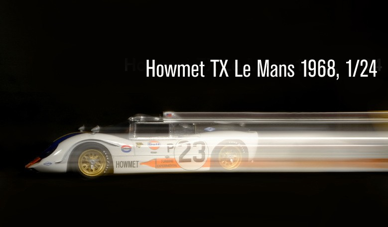 Howmet TX Le Mans 1968