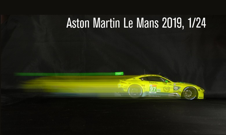 Aston Martin Le Mans 2019