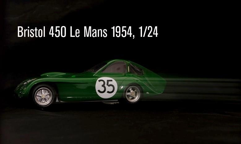 Bristol 450 Le Mans 1954