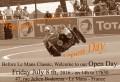 Le Mans Classic: Open Day Profil 24