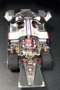 Porsche 962 Rothmans Le Mans 1987 par Built Up Models -France