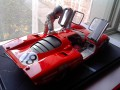 Ferrari 312 P Le Mans 1969, 1/12 scale by Angelo Colombo - Italie