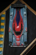 Aston Lola Le Mans 2009 by Anthony Vallée, France, Model kit car 1/24 Profil 24