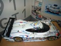 1/24 Porsche GT1 Mobil 1 Le Mans 1998 by Michel Lafite, France, model kit car Profil 24